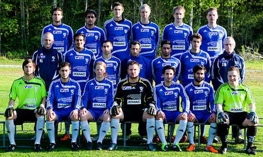 IFK Sk�vde FK Seniorer2014